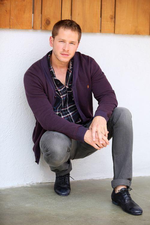 Josh Dallas.... Prince Charming indeed!