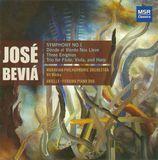 José Beviá: Symphony No. 1; Dónde el Viento Nos Lleve; Three Enigmas; Trio [CD], 14808661