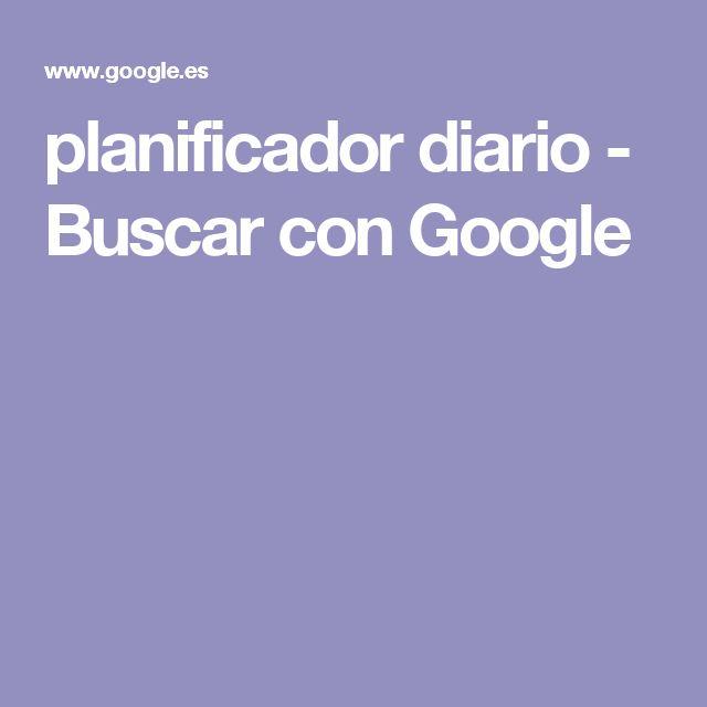 planificador diario - Buscar con Google