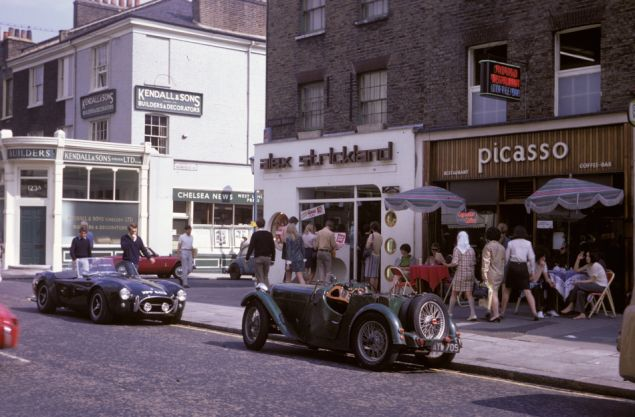Kings Road 1960s