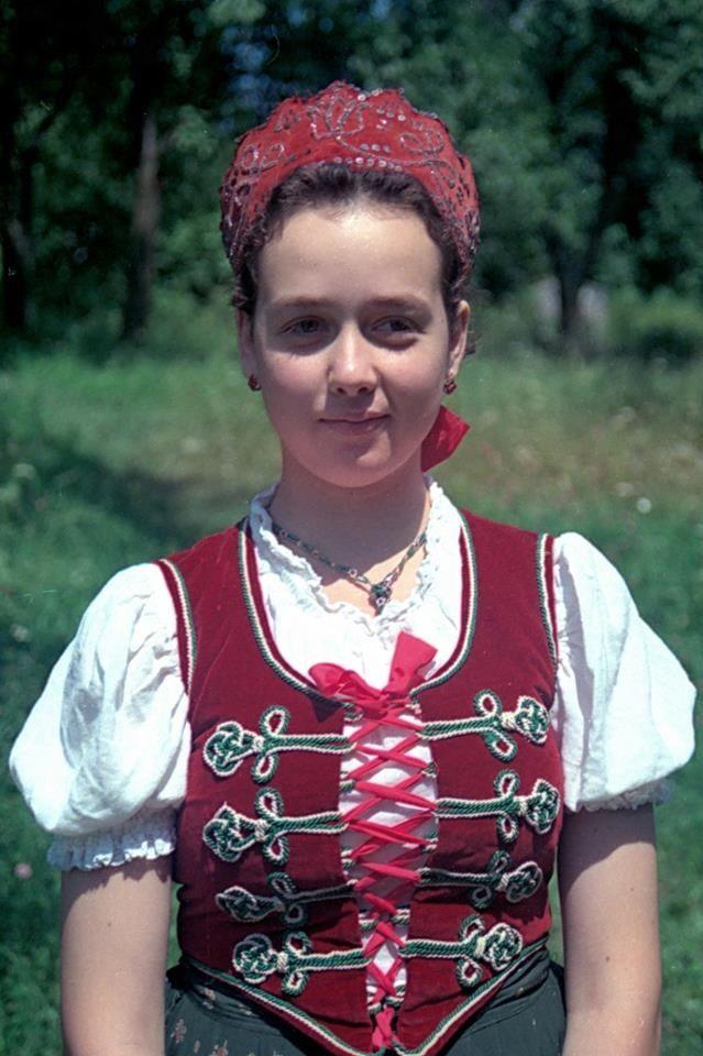 Marosszentanna  - Erdély - Hungarian folk kostumes