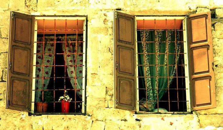#okna #window #travel #Grecja #Greece