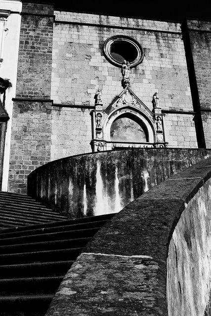 San Giovanni a Carbonara, Napoli.
