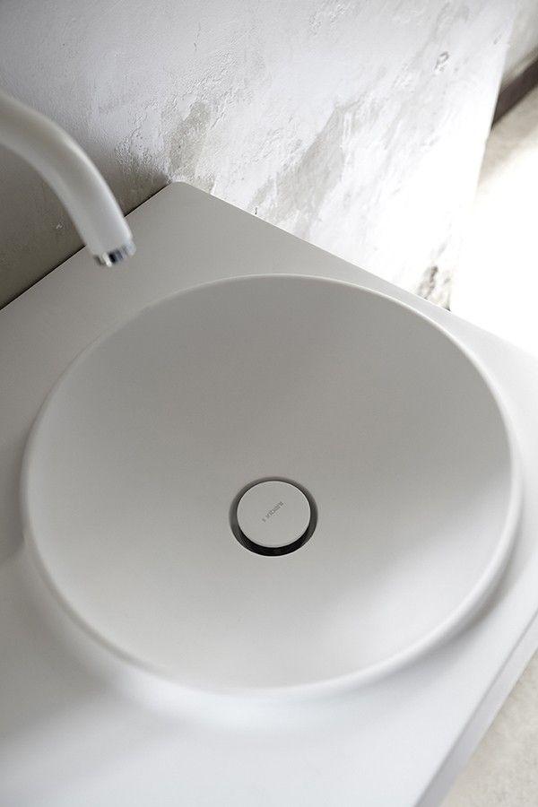 Vase #washbasin by Inbani. #bathroom