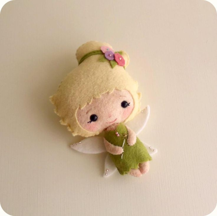 not needle felted but cute as a button ...  pdf patterns for this and other character dolls for sale on etsy