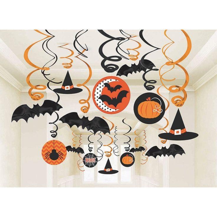 Hai già arredato la tua casa per Halloween? Ecco un kit da 30 decorazioni da appendere! SEGUICI ANCHE SU TELEGRAM: telegram.me/cosedadonna
