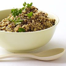 Barley with Mushrooms and Onions Recipe on Yummly