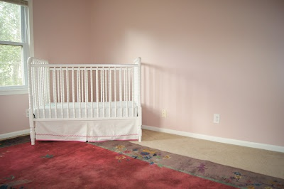 Benjamin Moore Rose Silk Might Want A Tad Paler For
