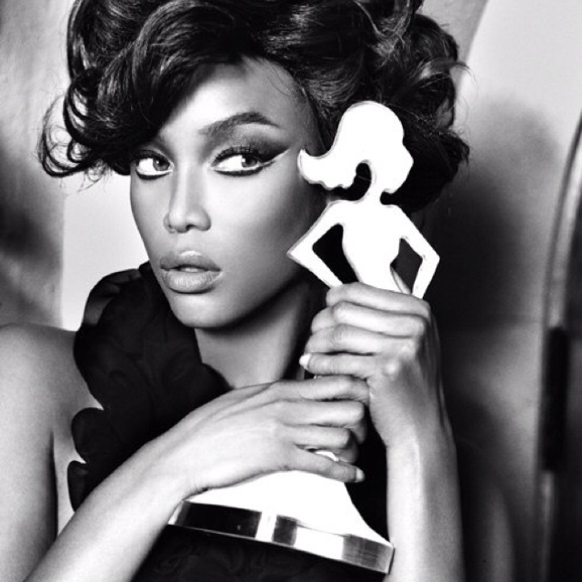 Tyra Banks Famous For: 1000+ Ideas About Tyra Banks Makeup On Pinterest