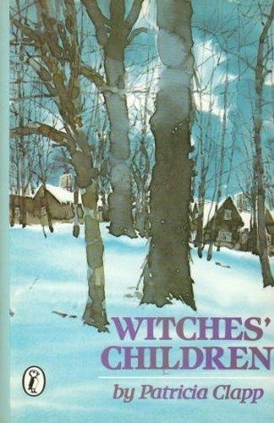 """Witches' Children"" (1987) by Patricia Clapp.   ""When the young girls of Salem suddenly find themselves subject to fits of screaming and strange visions, some believe that they are the victims of witches.""   This vivid retelling, based on primary sources and historical fact, provides a 1st person look into the Salem Witch Trials. Aimed at grades 6-8. CCSS.ELA-Literacy.RL.6.2, CCSS.ELA-Literacy.RL.6.3 (Image source: http://www.goodreads.com/book/show/793166.Witches_Children) By Mel T."