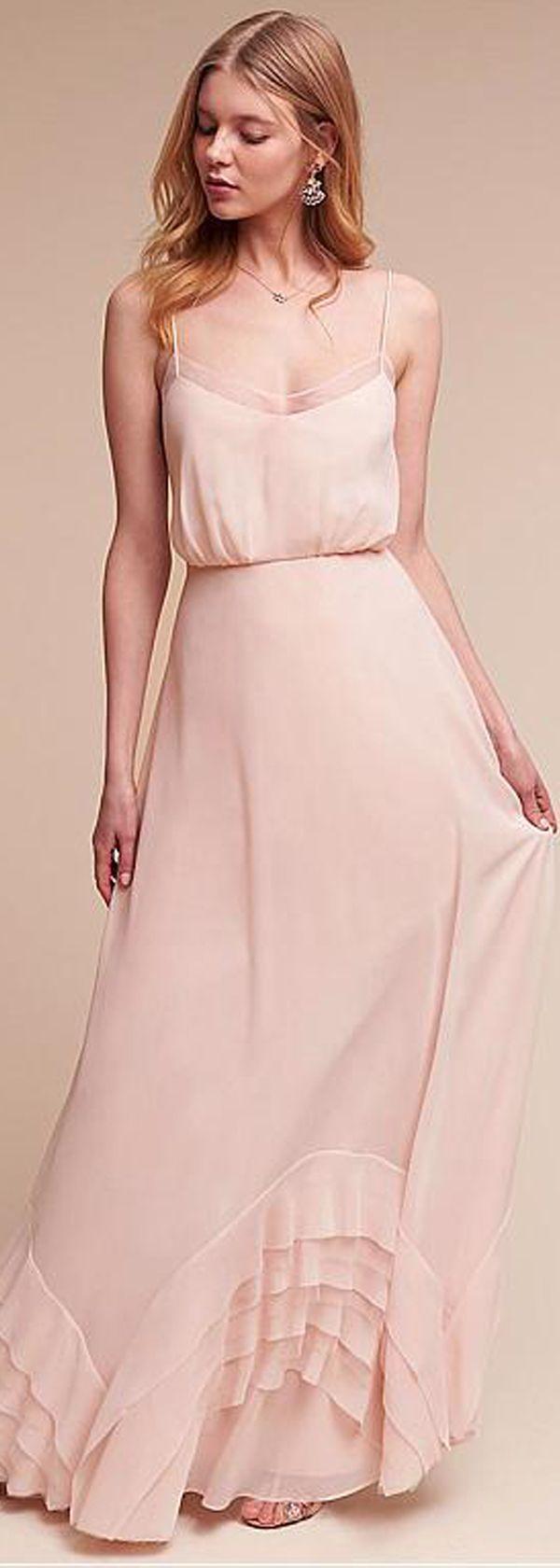 Dorable Vestidos De Dama Bobbinet Componente - Colección del Vestido ...