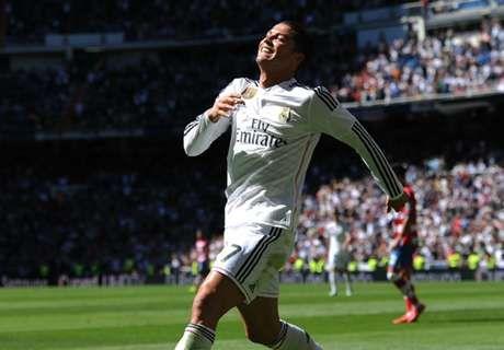 Ronaldo bags five in 10-goal spectacular....#CristianoRonaldo #RealMadrid