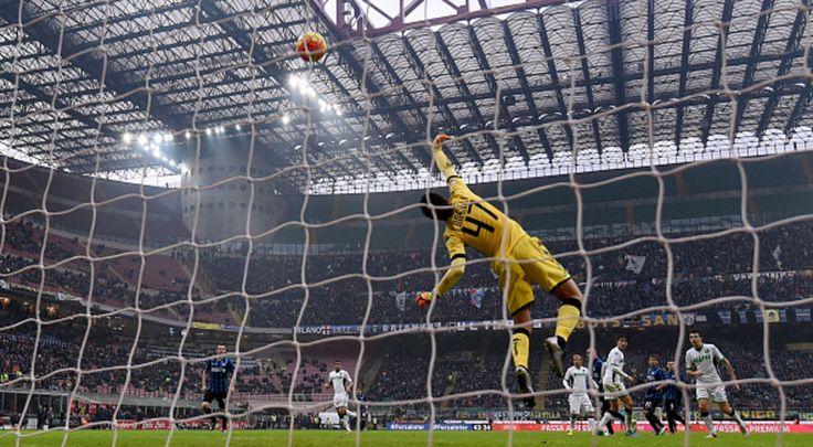 @Sassuolo Enorme Andrea Consigli. Aveva ragione Mancini, gli 1x0 sono bellissimi. Nella partita con più occasioni create l'Inter perde 1x0 contro il Sassuolo per un rigore causato da Miranda al 4' di recupero della ripresa. Berardi decide la partita e la corsa per il titolo d'inverno, finito al Napoli #9ine