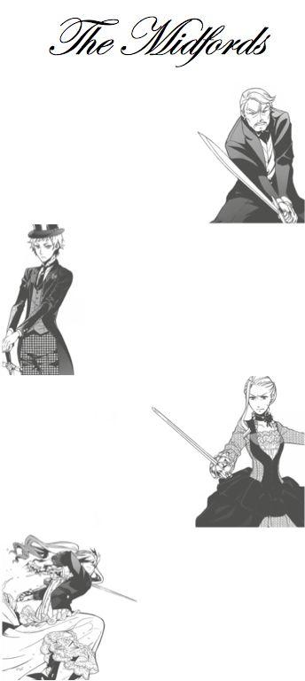 Kuroshitsuji | Black Butler | BB | Book of the Atlantic