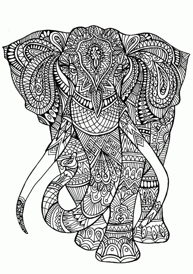 Best Adult Coloring Pages For Pet Lovers Images On