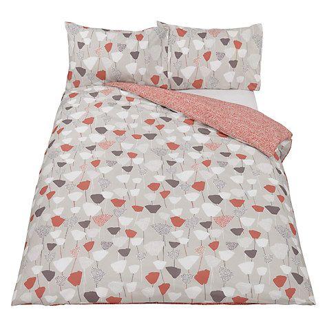 Buy John Lewis Elin Duvet Cover and Pillowcase Set Online at johnlewis.com