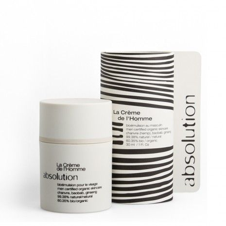 love their stuff... as natural as it gets and you can certainly feel it!!! La Crème de l'Homme