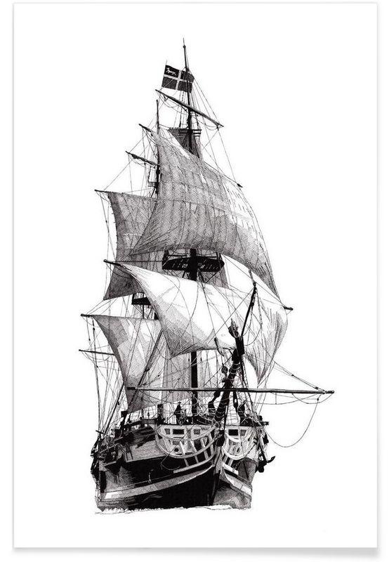 die besten 25 piratenschiff zeichnung ideen auf pinterest piraten tattoo schiffs tattoos und. Black Bedroom Furniture Sets. Home Design Ideas