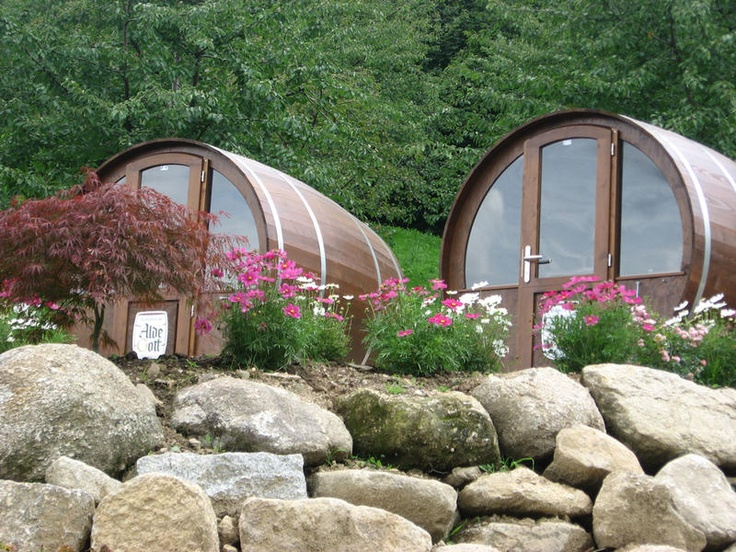 Sleep in a wine vat in Germany...  #cool #hotel #travel #accommodation #germany