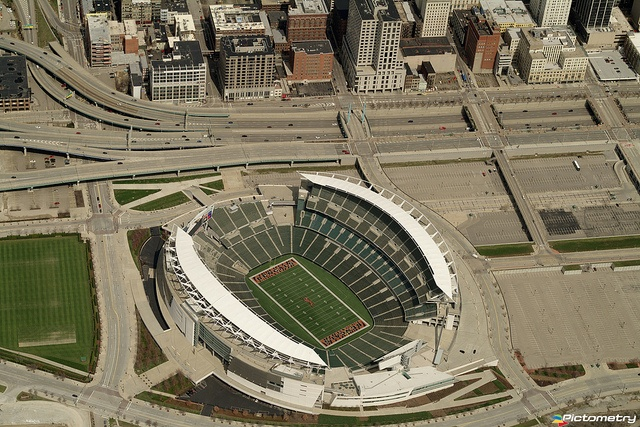 Paul Brown Stadium (Bengals)