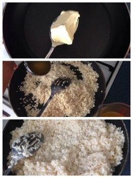 Risotto Steps