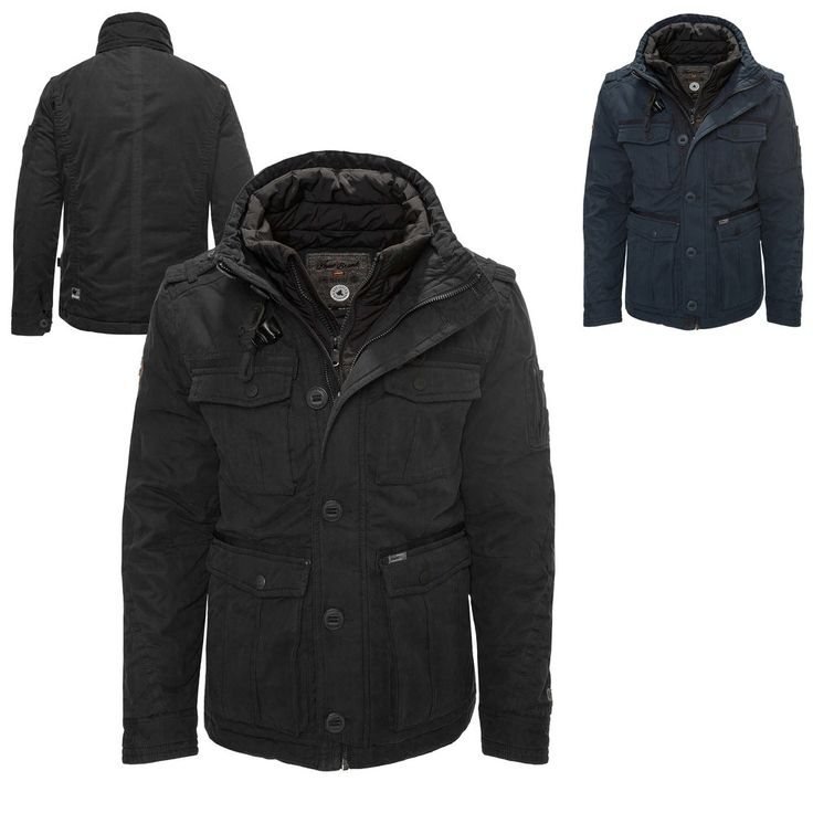 Already seen? Khujo Men's Winter Jacket Padded Coat Parka  Now only 199,95€  Get this offer: https://www.viverni.com/eu/khujo-mens-winter-jacket-padded-coat-_19