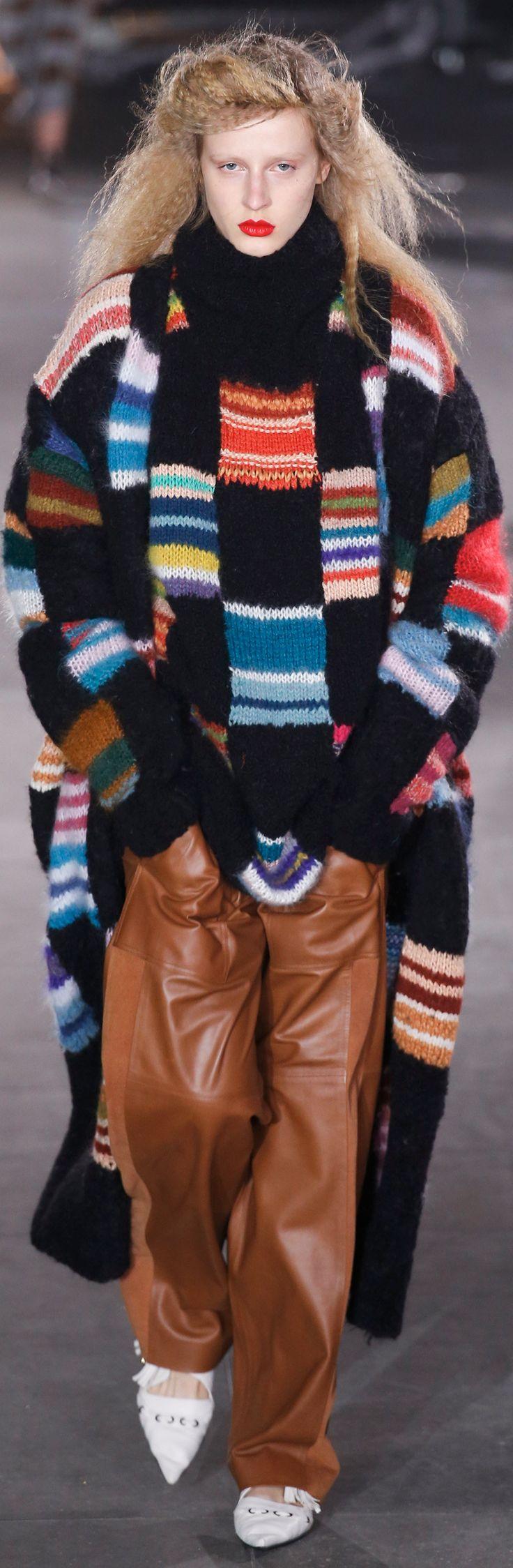 3D knitwear