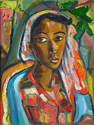 Irma-Stern-Portrait-of-a-Malay-Woman