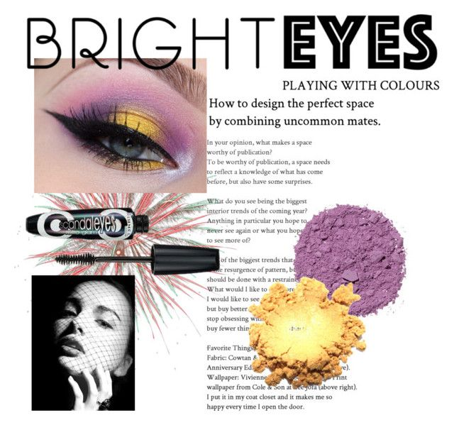 """Untitled #76"" by amberekkel on Polyvore featuring beauty, Illamasqua, Rimmel and brighteyes"