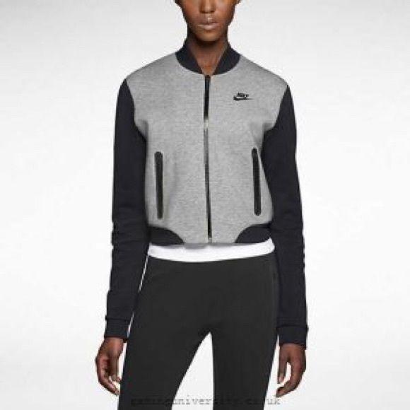 Nike tech Fleece Bomber Women nike tech offers are considered Nike Jackets & Coats