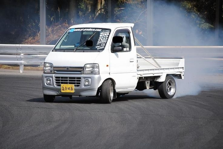Car Japanese Kei Truck 【軽トラ】