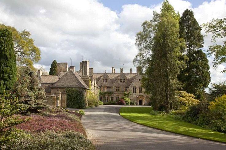 The Beckham's Impressive Estate