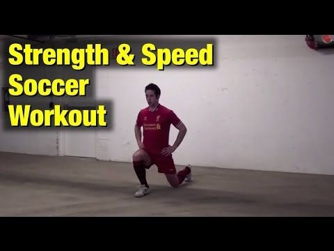 Soccer Workouts For Strength And Speed | Awesome Sports Videos