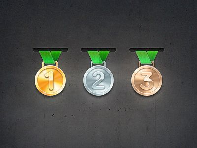 Medals_dribble
