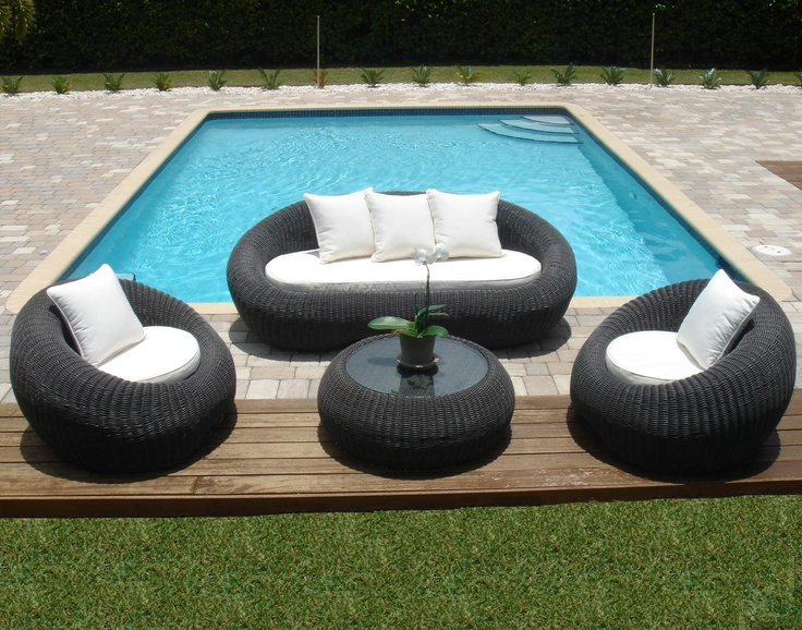 Looking For A New Patio Furniture? Outdoorious Has All U Need! Modern,  Resistant