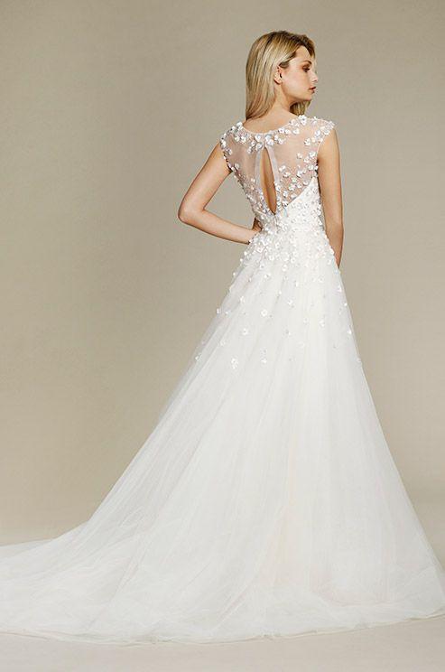 explore romantic wedding dresses