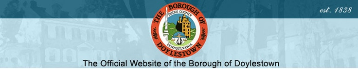 Doylestown Borough Bucks County Pennsylvania (PA)