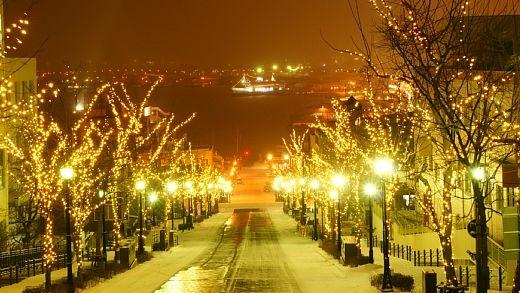 Hakodate Illumination | Winter | Travel Hakodate