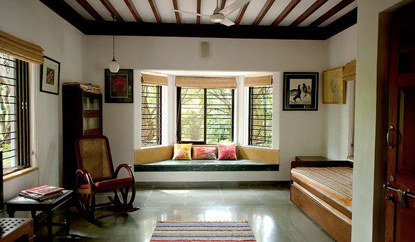 Guestroom 2 - A Rural Retreat, Gholvad - Dahanu, Thane