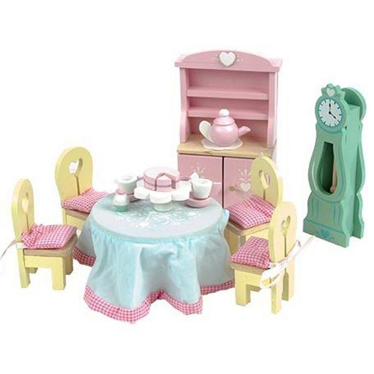 Jadalnia Daisylane do domków dla lalek, Le Toy Van