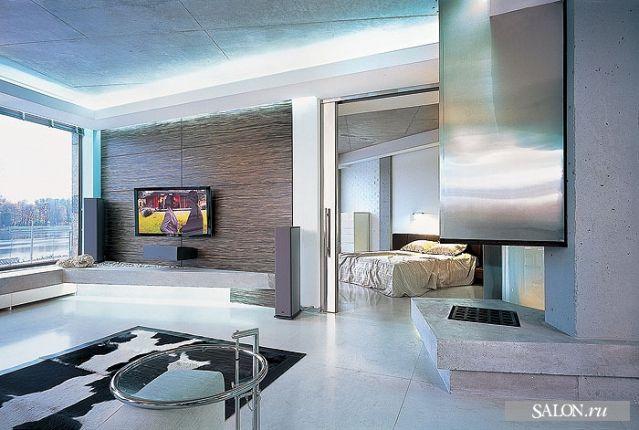Дизайн квартир в стиле хай-тек — Агентство недвижимости «Доверие»