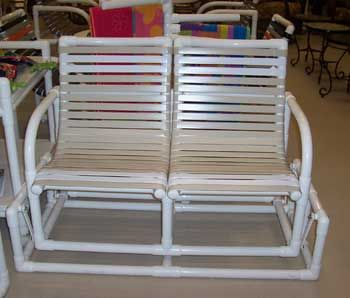 Pvc outdoor patio furniture plans woodworking projects for Pvc furniture plans