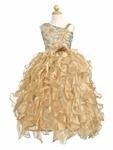 Style: DB3680Color/s: Gold dress for Bella?  I kinda like it :)