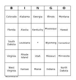 Best  Bingo Maker Ideas On   Us Dot Number Bingo
