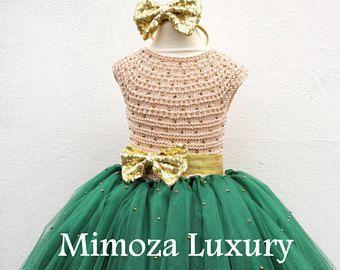 Mother Daughter Matching Dresses Adult tutu dress Bridesmaid