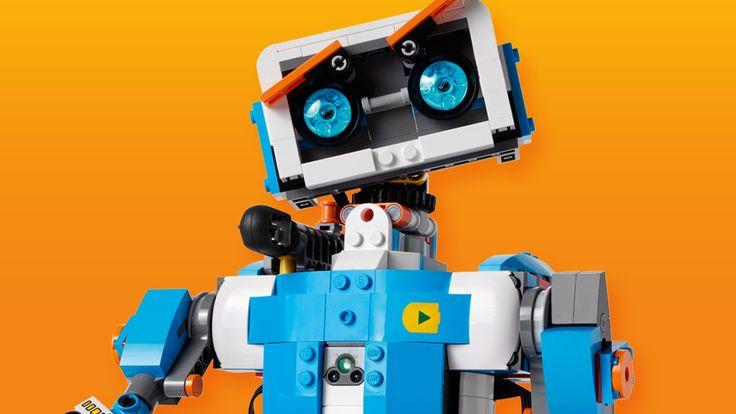 Roboten Vernie från LEGO® BOOST