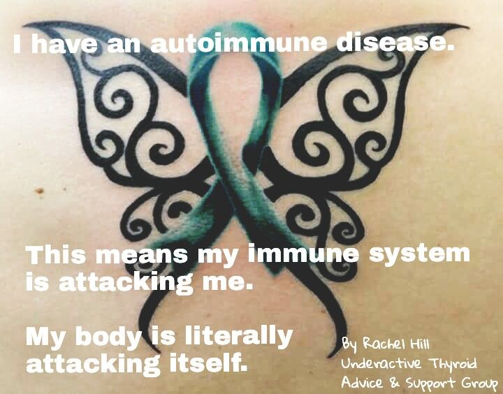 What Is Hashimoto S Thyroiditis Autoimmune Disease Awareness