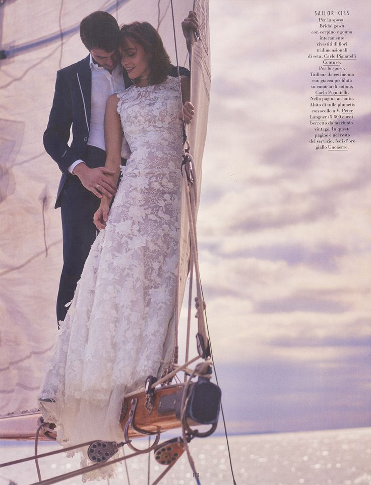Carlo Pignatelli featured on Elle Spose N. 13/ Gennaio2017 #carlopignatelli #wedding #matrimonio #sposa #bride #couture #sposo #groom #weddingday #editorial