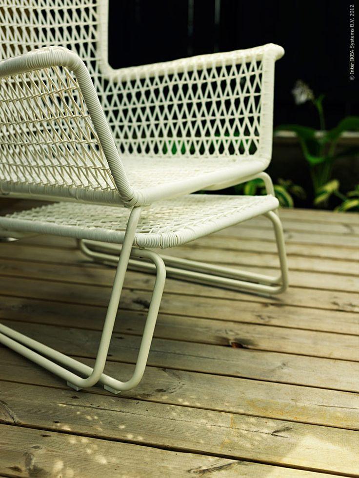 Livet Hemma U2013 IKEA · Balcony IdeasBalcony GardenIkea OutdoorEasy  ChairsFolding ...