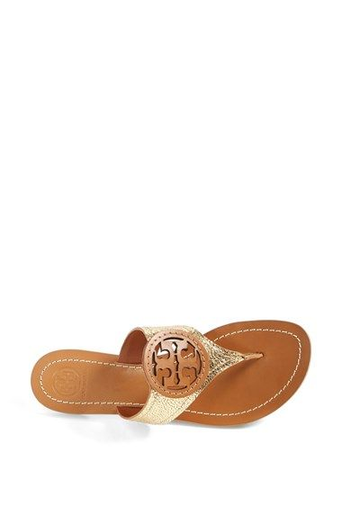 Tory Burch 'Louisa' Thong Sandal ...